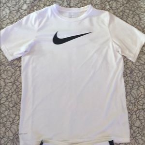 Nike Dr-Fit shirt and shorts outfit